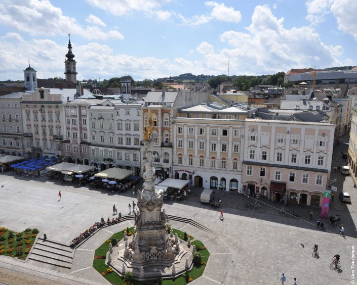 Linz is the third-largest city of Austria and capital of the state of Upper Austria
