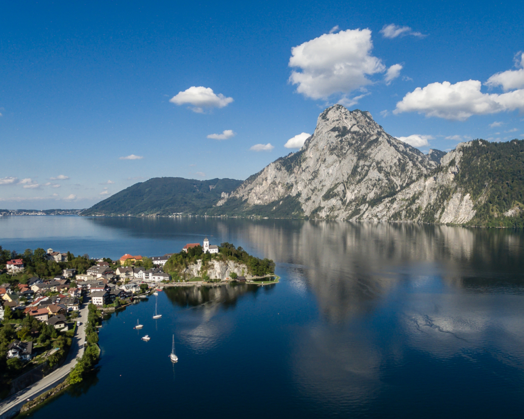 Schloss Orth am Traunsee